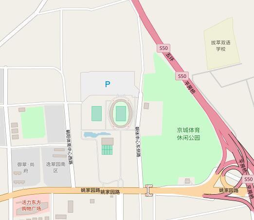 CFA北京考场