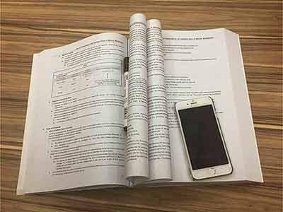 cfa二级考试