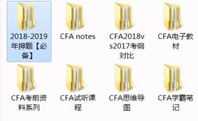 2019年cfa一级考试考什么内容,难考吗